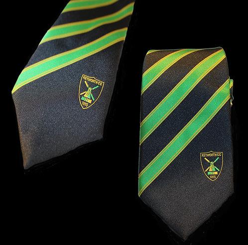 Keyworth CC Tie