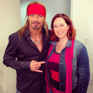 Bret Michaels at HSN.