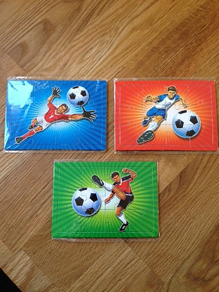 Football - puzzles