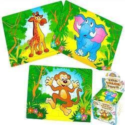 Animal - puzzles