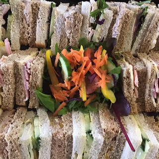 Mixed sandwiches