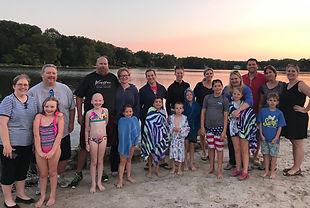 Community Beach Party at Island Beach