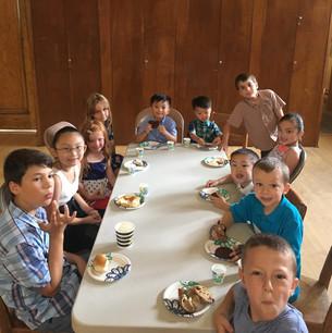 kids during coffee hour.JPG