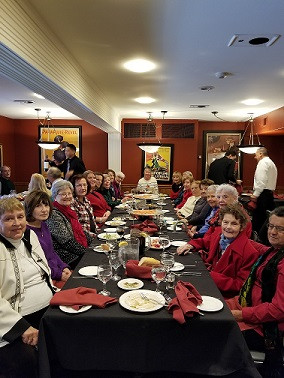 Women's Association Christmas Luncheon 2