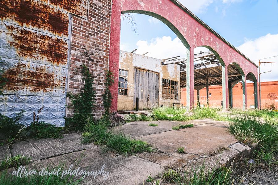 Ruin Photography
