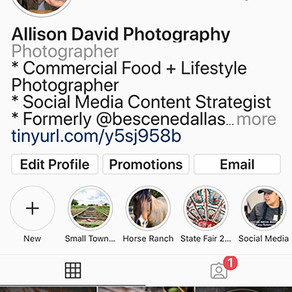 Instagram Marketing for Small Business Owners | The Bio and Profile Photo