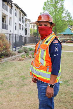 Environmental Portraits in Dallas, Texas