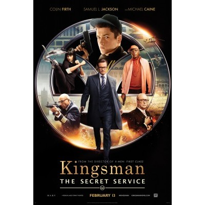 Kingsman (The Secret Service)