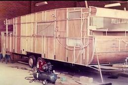 viscount caravan repair