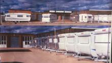 Lloyds Caravans Canberra in1968