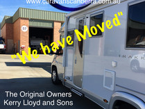 Lloyds Caravans Canberra .We have Moved!The Original Owners Kerry Lloyd and Sons now at 57 Tennant S