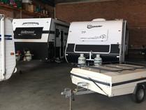 Caravans and camper Trailers