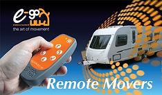 remote control caravan mover