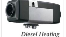 CaravanDiesel heating