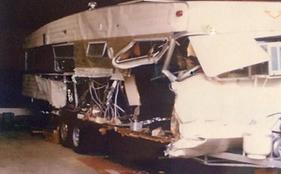 Viscount repair in 1970