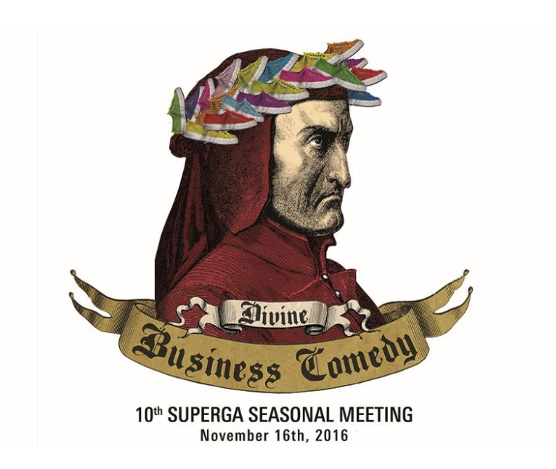 SUPERGA BUSINESS COMEDY