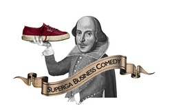 SUPERGA BUSINESS COMEDY