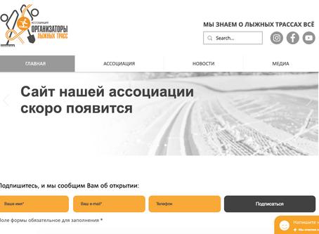 Ура! Ура! Наш сайт в сети!