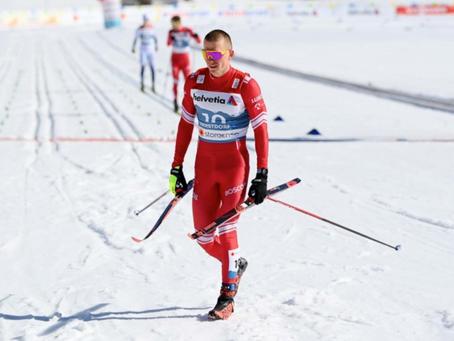 Александр Большунов объяснил, почему норвежцы доминируют в лыжных гонках.