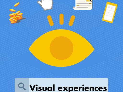 Consumer behaviour and visual experiences