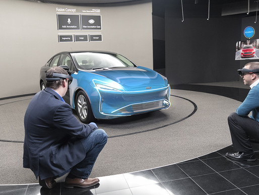 How 3D and VR changed the car industry