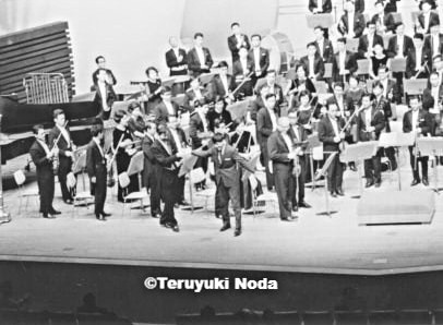 In 1966, Sinfonie No.1; Japan Philharmonic Orchestra
