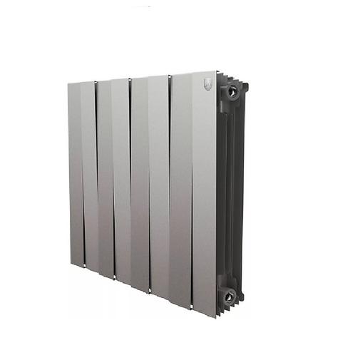 Радиатор Royal Thermo Pianoforte 500/8 Silver Satin