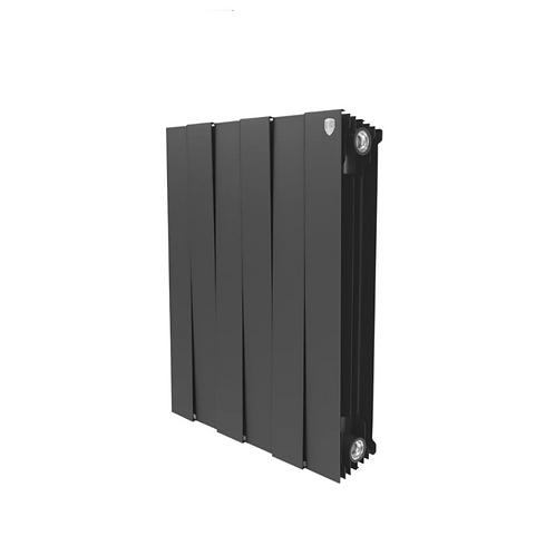 Радиатор Royal Thermo Pianoforte 500/6 Black