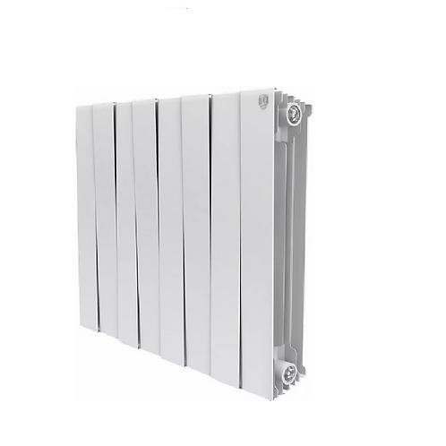 Радиатор Royal Thermo Pianoforte 500/8 Bianco Traffico