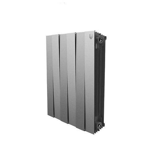 Радиатор Royal Thermo Pianoforte 500/6 Silver Satin