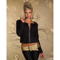 0055-sexy-quilter-long-sleeve-zip-short-waist-black-jacket.jpg