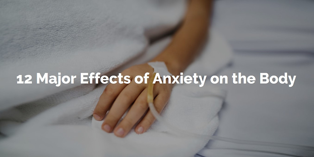 Anxiety is a neuroplastic issue.
