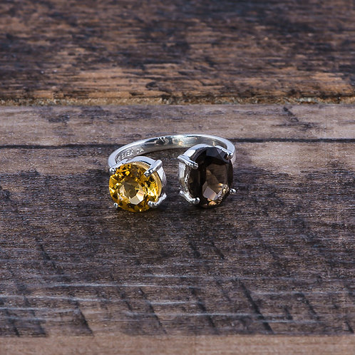 Amanzanite Ring