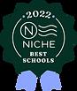 Niche 2022 Best Schools Badge - Dark.png