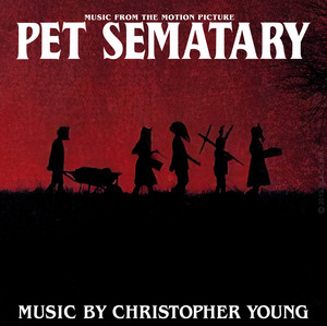 Pet Sematary Black Ink Covers