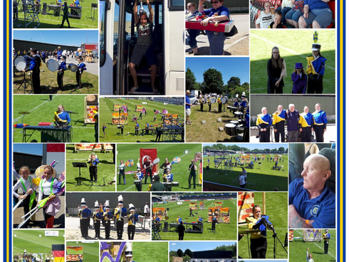 Thurrock Marching Brass start the 2017 summer season on top