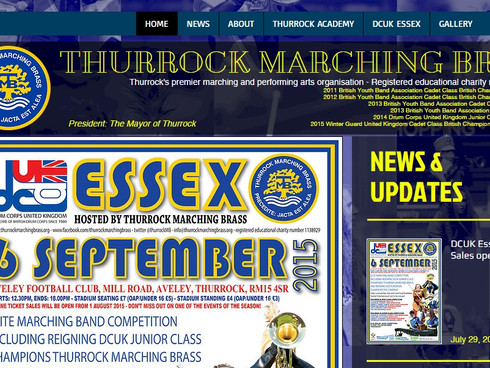 TMB Launches New Web Site