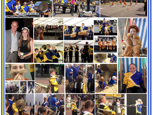 Thurrock Marching Brass 10 Days in the Community