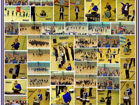 Thurrock Marching Brass hosts Indoor Music Games (IMG) & Soundsport show in Essex