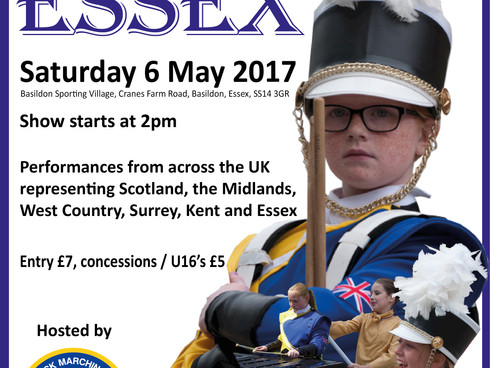 Thurrock Marching Brass to Host first Essex IMG/Soundsport event