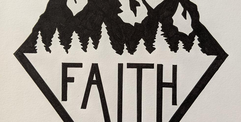 Faith - Wanderlust Collection