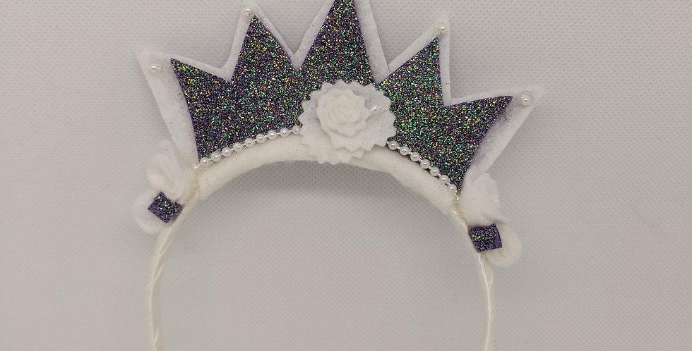Purple Princess Headband