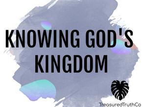 God's Kingdom Plan