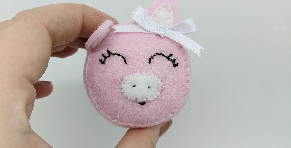 Miss Piggy Squishy