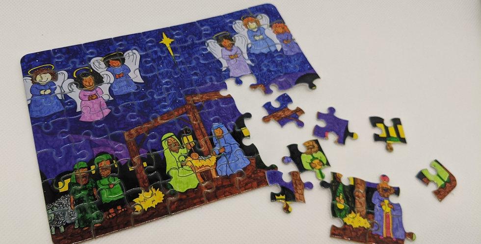Christmas Nativity Jigsaw