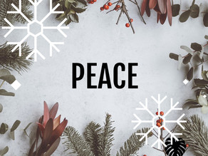 Advent 2 - Prayer for Peace