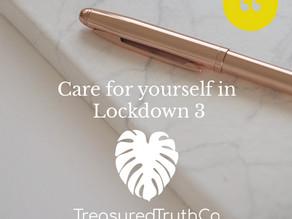 Lockdown 3, What do I do?