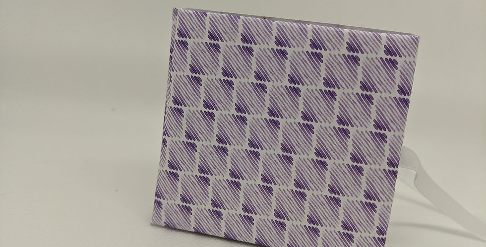Purple Square HopeBook