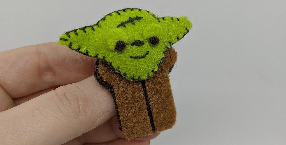 Baby Yoda Broach