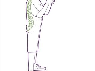 Kid's posture checks